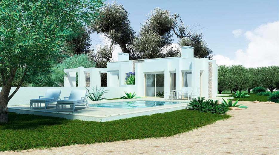 Real estate Puglia